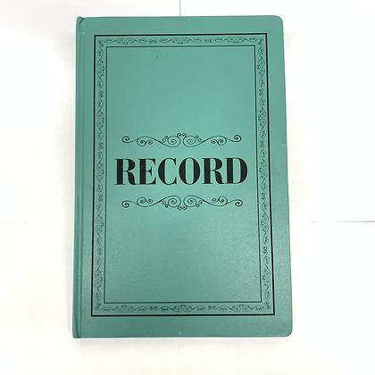 Libretas Record