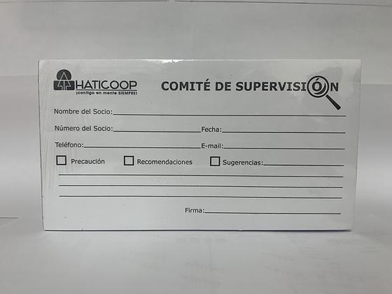 Comité de Supervisión