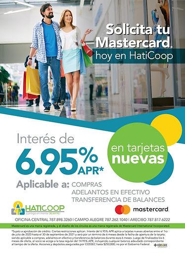 FLYER DE MASTER CARD ACTUALIZADO (JUNIO