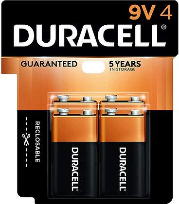 Baterías 9V