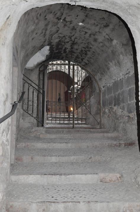Castel Toblino interni