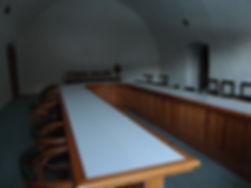 Castel Toblino sala eventi