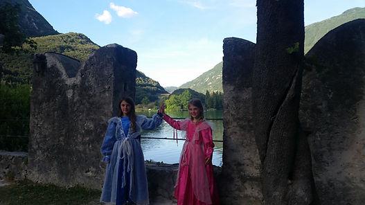 Castel Toblino attività per bambini