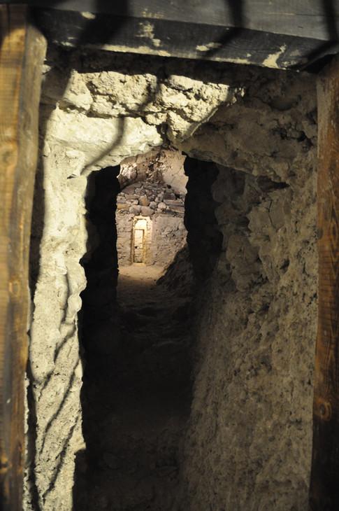 Castel Toblino segrete