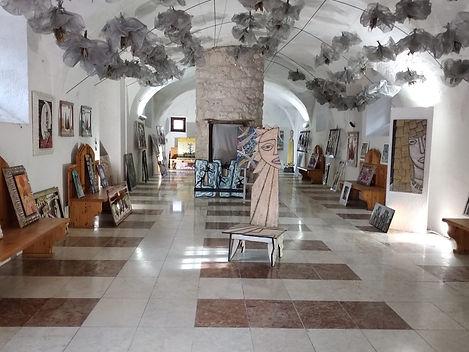 mostra Castel Toblino