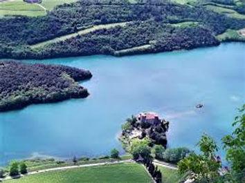 lago di Toblino e Castel Toblino