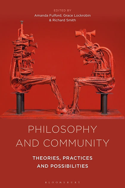 Philosophy and Community Book Cover.jpg