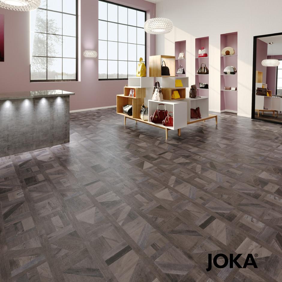 Design 5456 Dark Tetris Wood