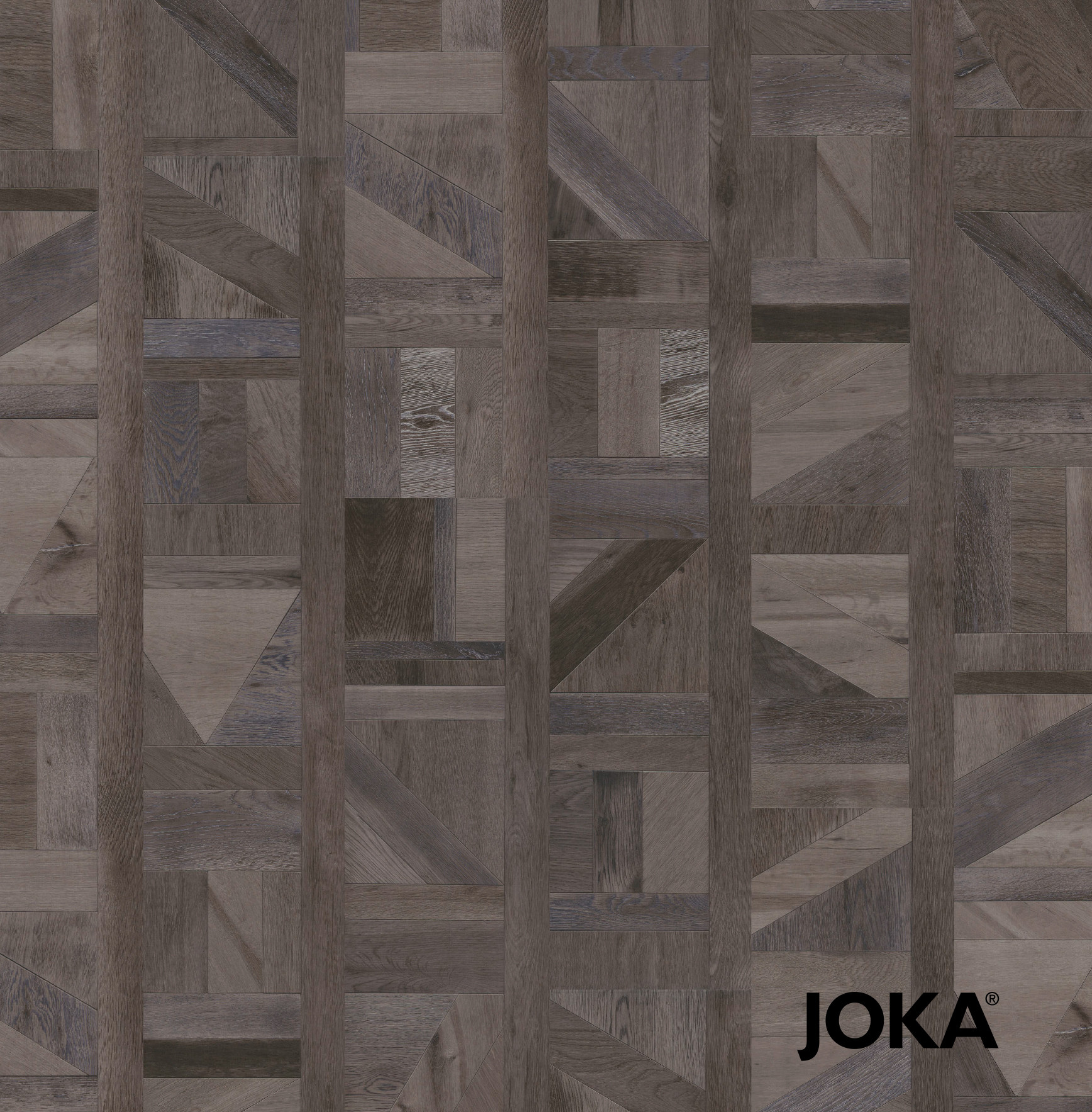 Designboden 555 5456 Dark Tetris Wood
