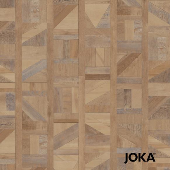 Designboden 5457 Brown Tetris Wood