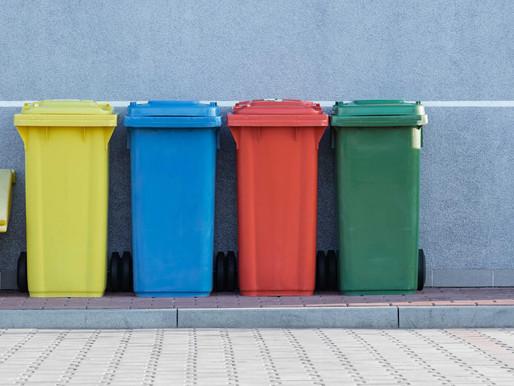 Let's Talk Trash: 4 Ways to Reduce the Volume of Garbage You Throw Away