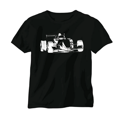 Formula Renault T-shirt - White Car