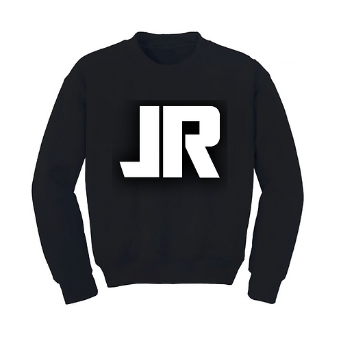 J.RUNACRES Sweatshirt - White Logo