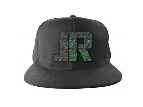 JR Snapback - Mechanical Logo