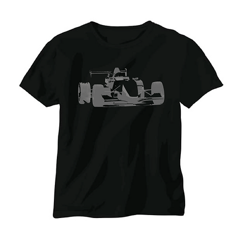 Formula Renault T-shirt - Grey Car