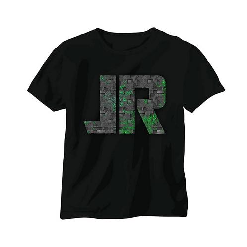 J.RUNACRES T-shirt - Mechanical Logo