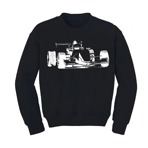 Formula Renault Sweatshirt - White Car