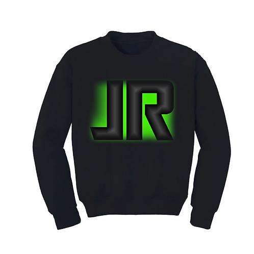 J.RUNACRES Sweatshirt - Green Glow