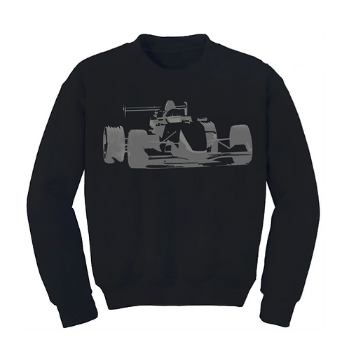 Formula Renault Sweatshirt - Grey Car