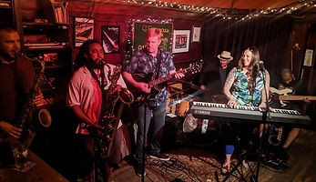 ZK & MB 7/21/19 @ The Plough