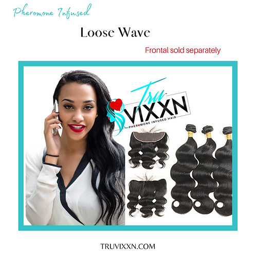Loose Wave Bundle Deal (Frontal not included)