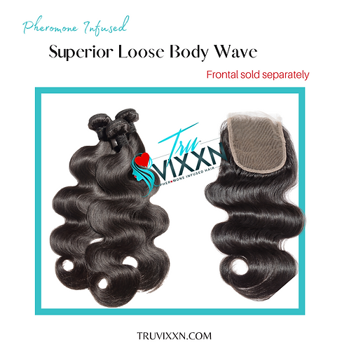 Superior Loose Body Wave Bundle Deal