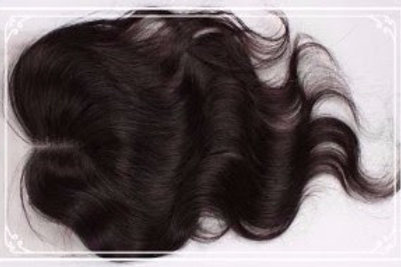 Loose Wave Transparent Lace Frontal
