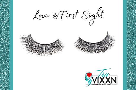 "Tru Vixxn ""Love At 1st Sight"" Mink Lashes"