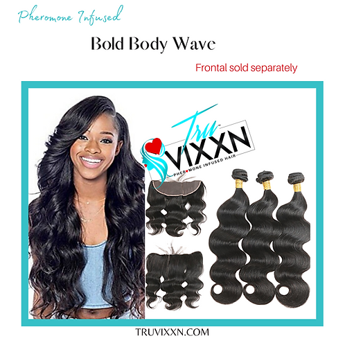 Bold Body Wave  Bundle Deal (Frontal priced separately)