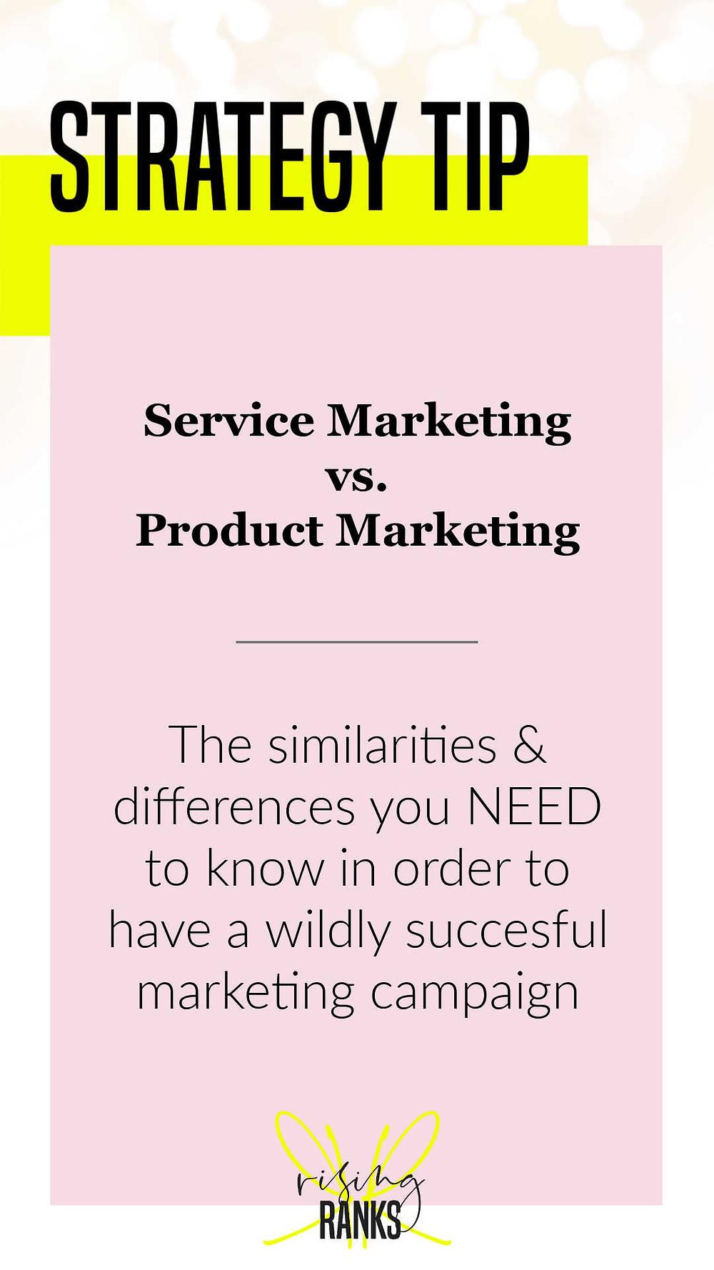 service marketing vs product marketing blog title image