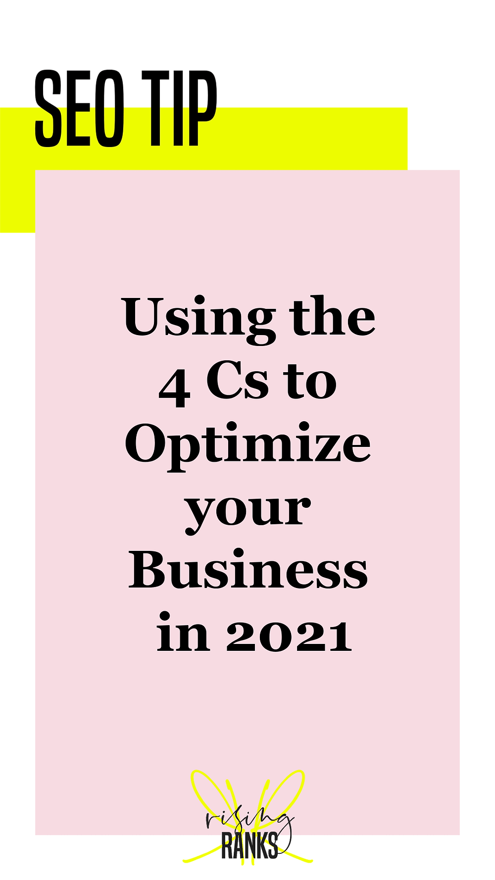optimize your business for 2021