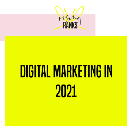 7 tips for your digital marketing in 2021