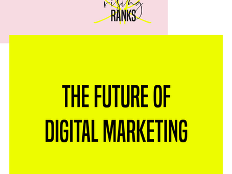 Future of Digital Marketing: 9 Trends for 2021 and Beyond