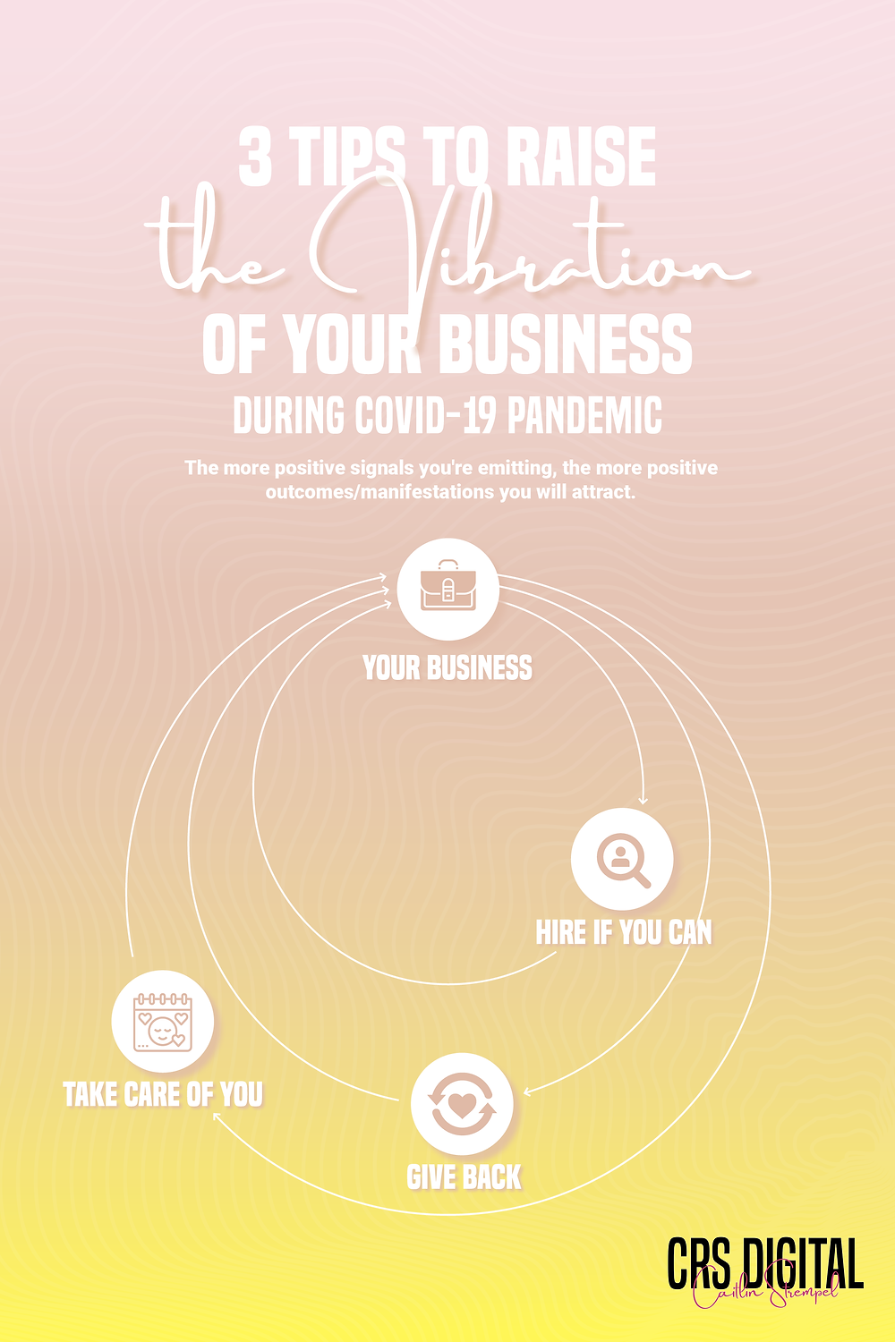 raise the vibration of your business