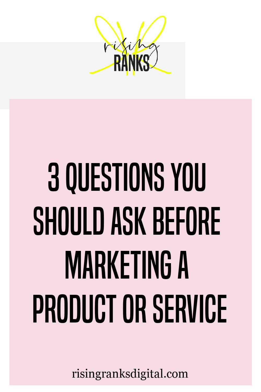create a marketing message