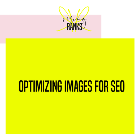 Optimizing Images for SEO