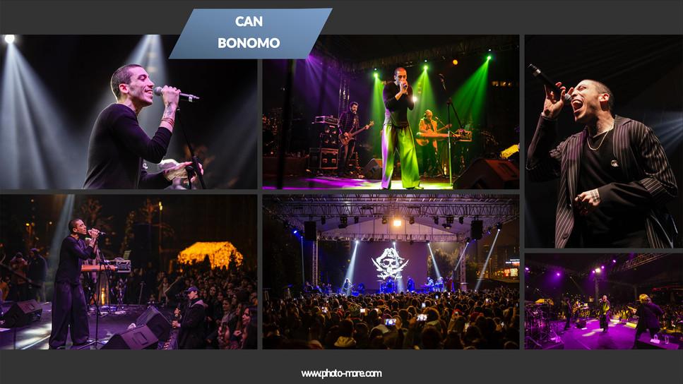 Can Bonomo Konser