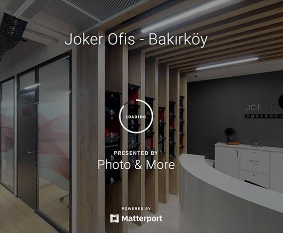 Joker Ofis Bakırköy Sanal Tur