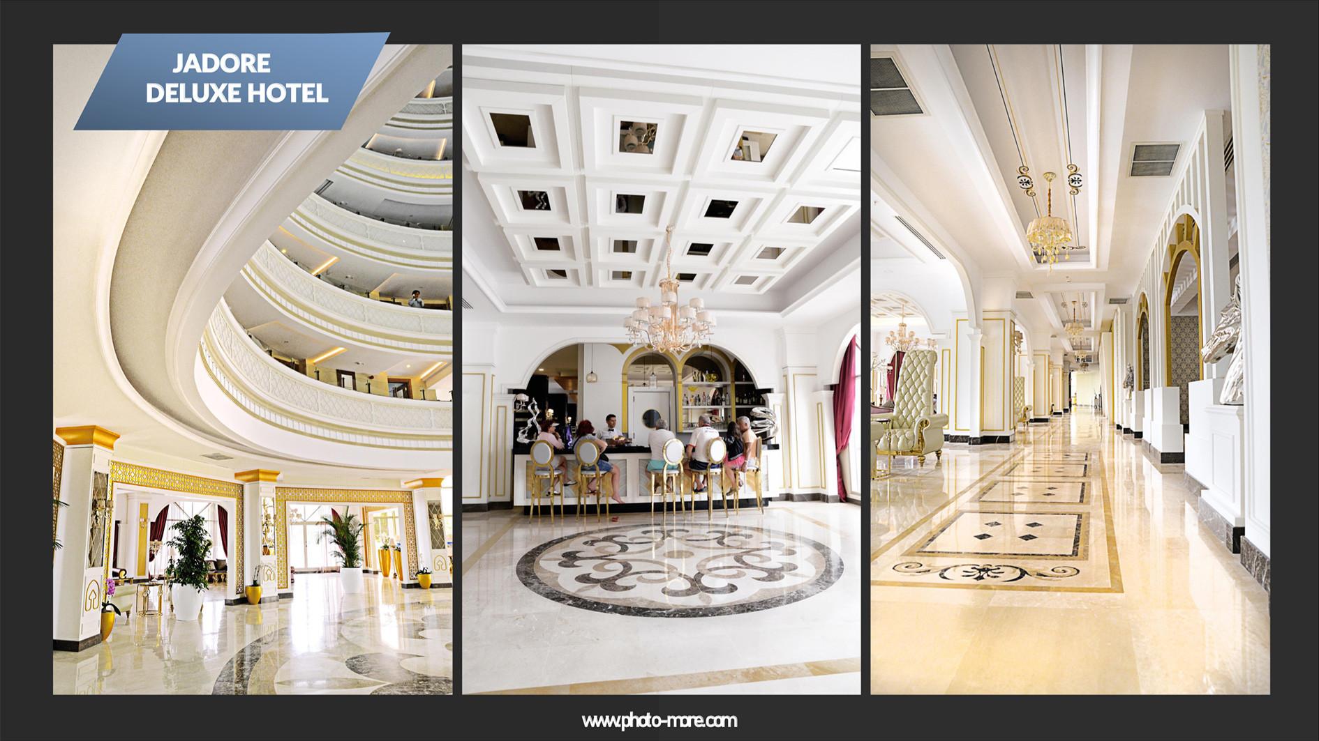 Jadore Deluxe Hotel Antalya
