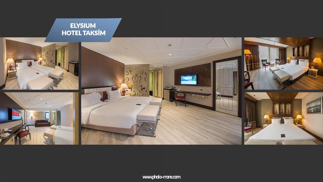 Taksim The Elysium Hotel
