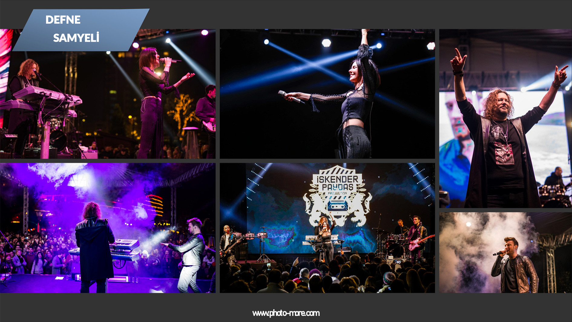 Defne Samyeli & İskender Paydaş Konseri