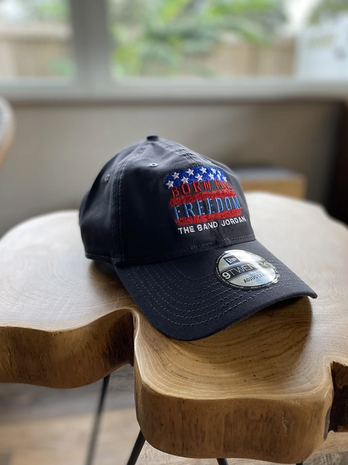 Born For Freedom Cotton Hat