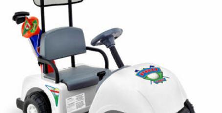 NPL Junior Golf Cart 6v