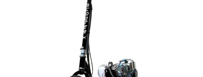 ScooterX Dirt Dog 49cc Black
