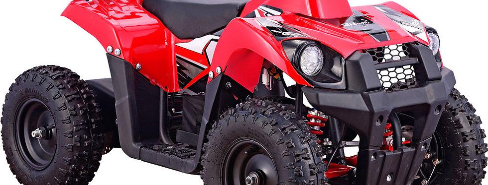 MotoTec 36v 500w Kids ATV Monster v6 Red