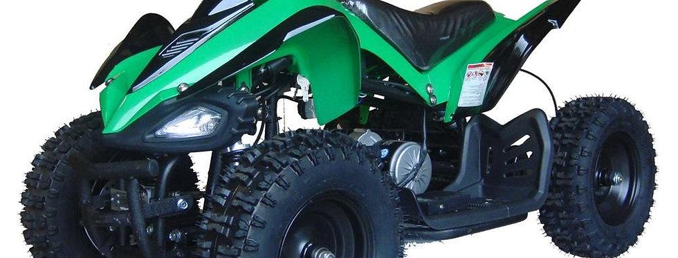 MotoTec 24v Kids ATV v2 Green