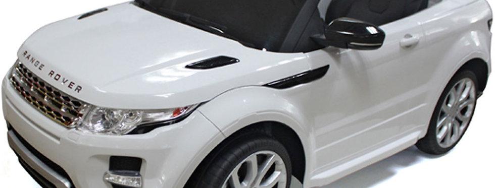 Rastar Land Rover Evoque 12v White (Remote Controlled)