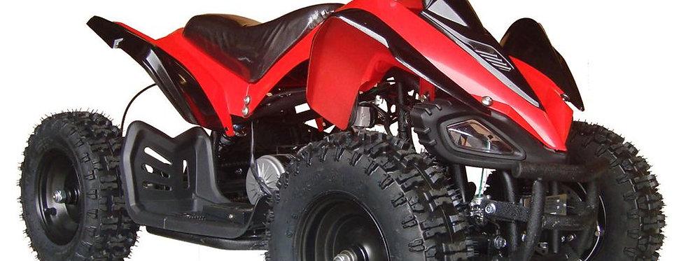 MotoTec 24v Kids ATV v2 Red