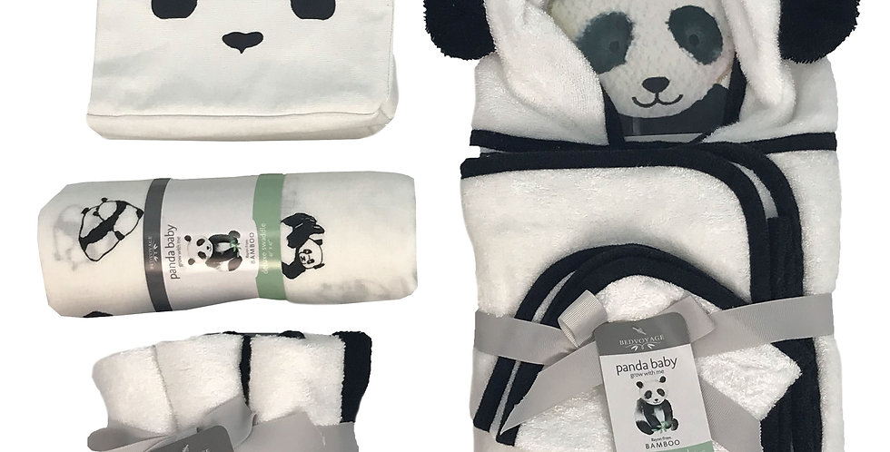 Panda Baby Bamboo/Viscose Comfort Essentials