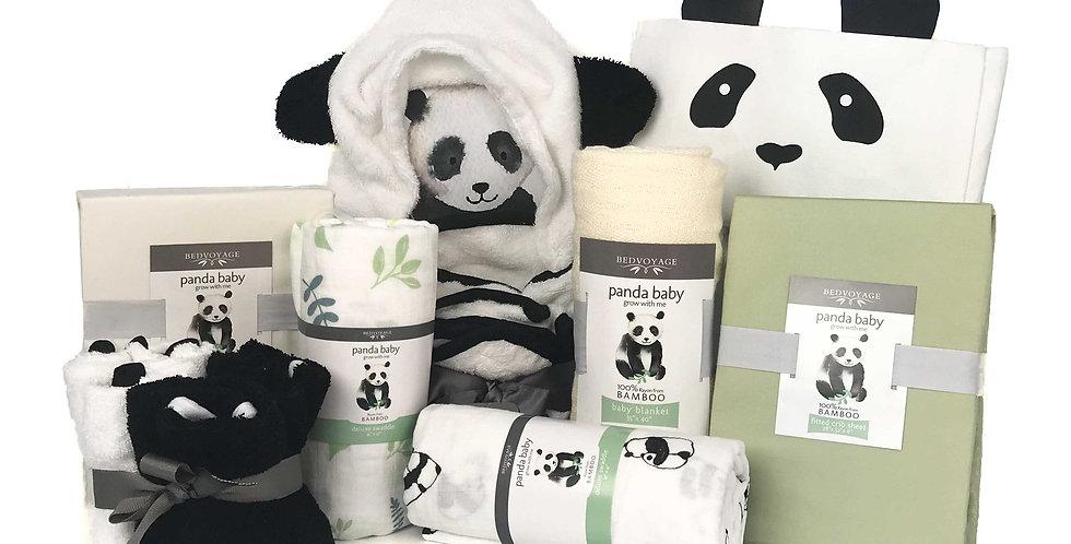 Panda Baby Bamboo / Viscose Gift Essentials